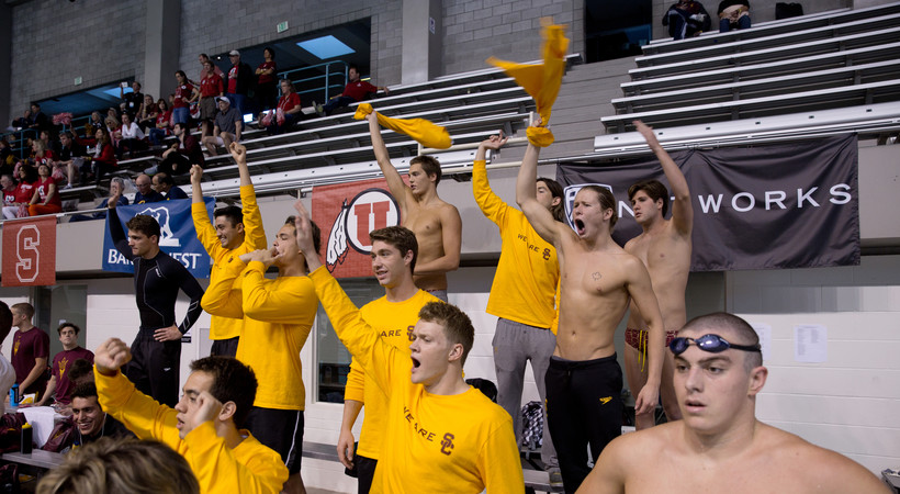 Photos: 2015 Pac-12 Men's Swimming Championships