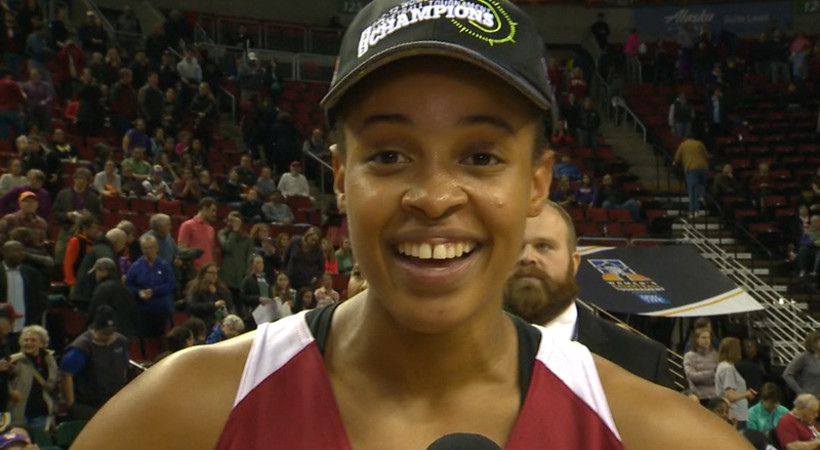 2017 Pac-12 Women's Basketball Tournament: Stanford's Erica McCall feels 'blessed' to be called champion