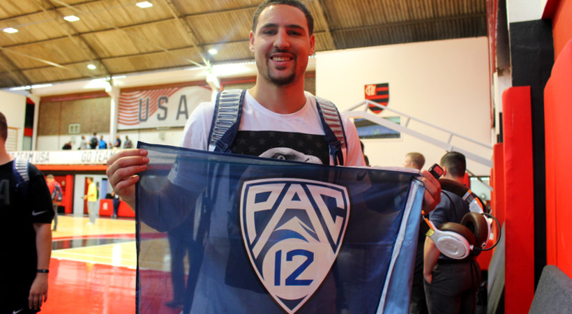 2016 Olympics: Current and former Pac-12 athletes wield the shield in Rio