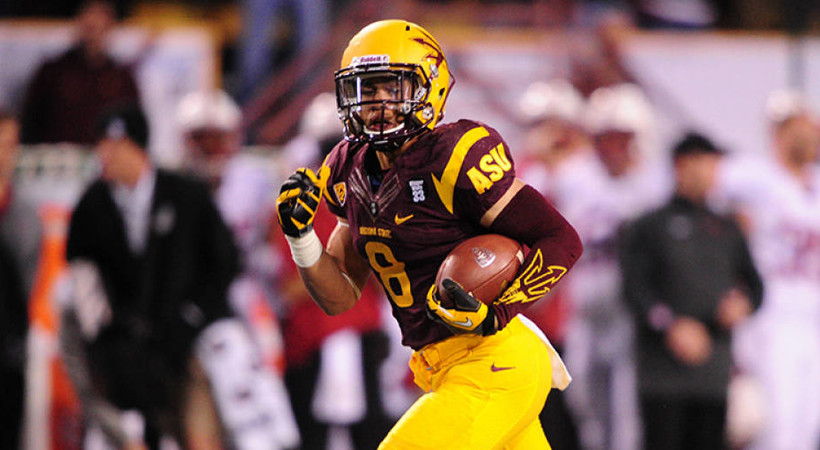 best service 92b9a c1be8 Roundup: Can D.J. Foster make a Heisman run? | Pac-12
