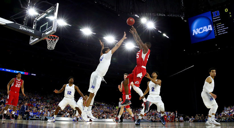 Highlights: Utah men's basketball falls short against Duke in Sweet 16