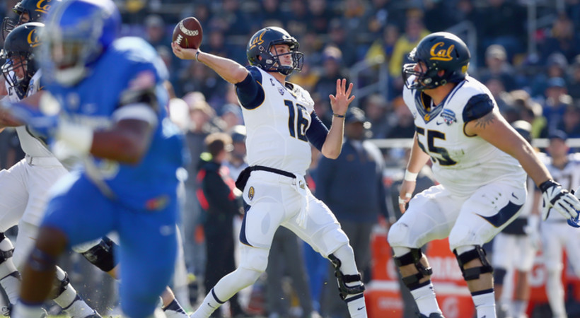 Highlights: California football soars past Air Force in Armed Forces Bowl