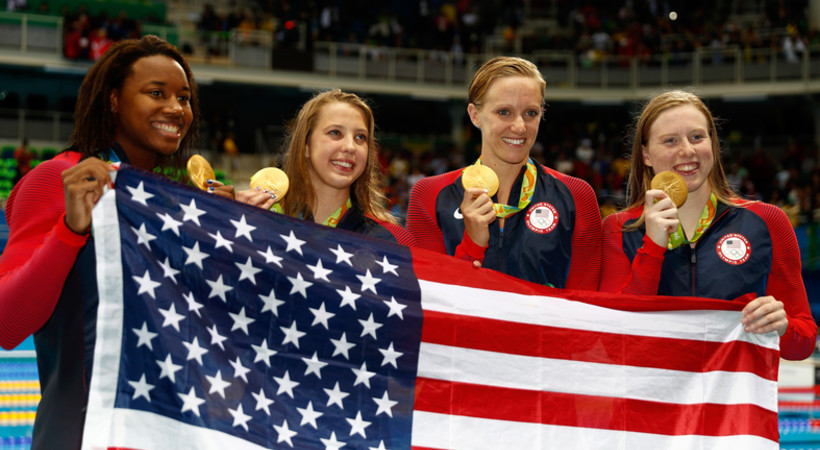 Pac-12 schools honored for contributions to U.S. Olympic movement
