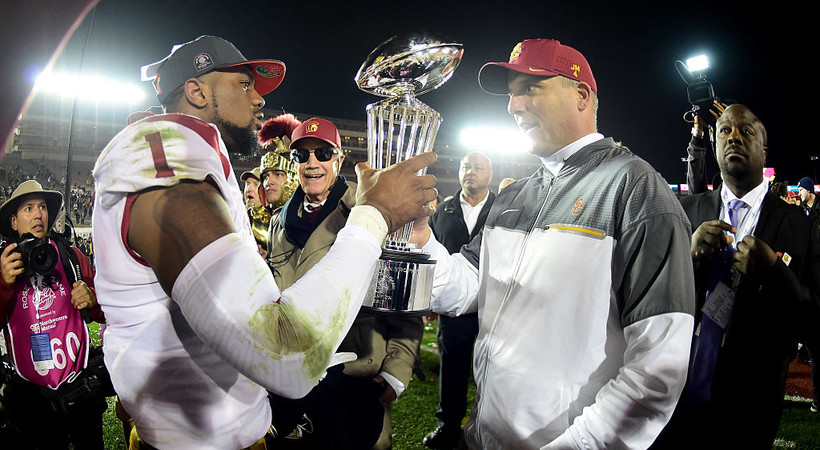 2017 Rose Bowl: USC wins one for the ages, tops Penn State with 4th-quarter comeback