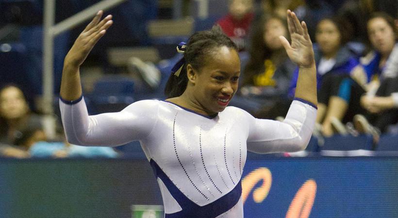2017 Pac 12 Gymnastics Season Gets Underway Pac 12
