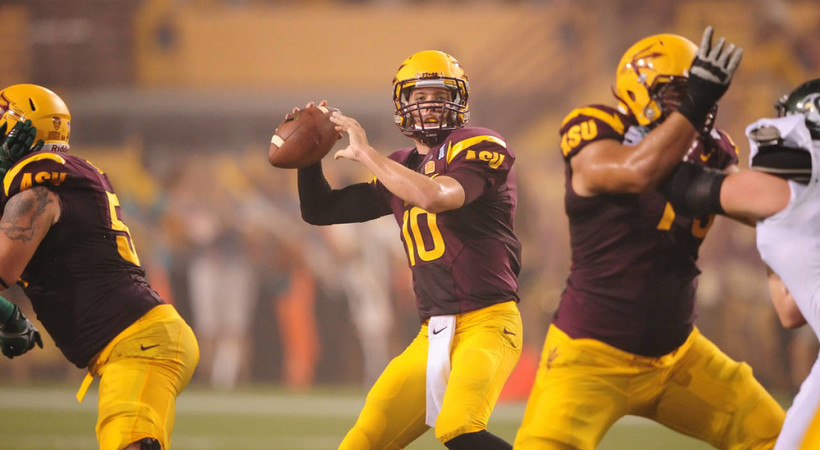 Preview: Arizona State looks to get offense going in opener vs. Weber State