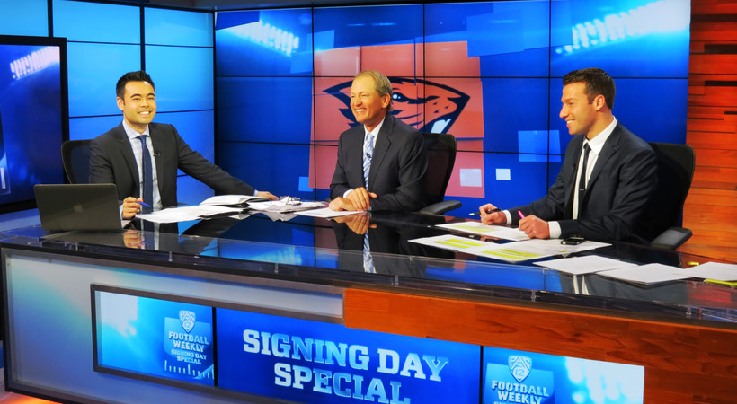 Pac-12 Football Weekly: Signing Day Special on demand