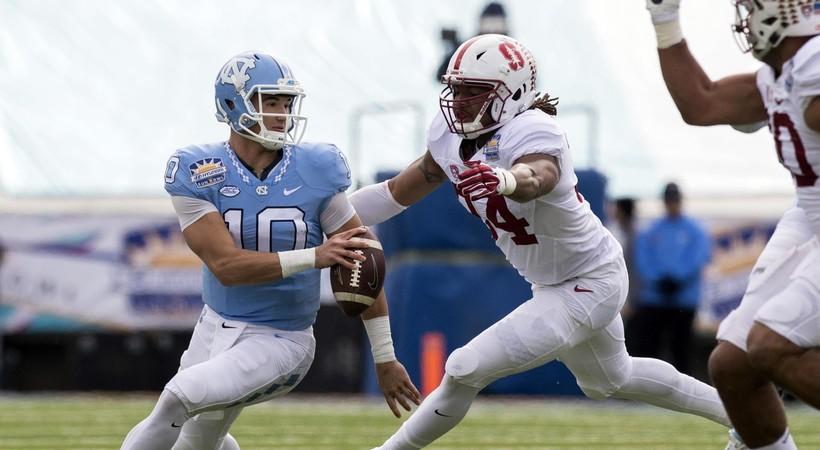 2016 Sun Bowl: Stanford football halts North Carolina's comeback bid with late sack