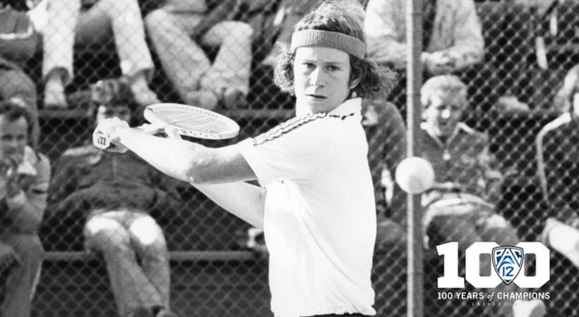 Stanford's John McEnroe