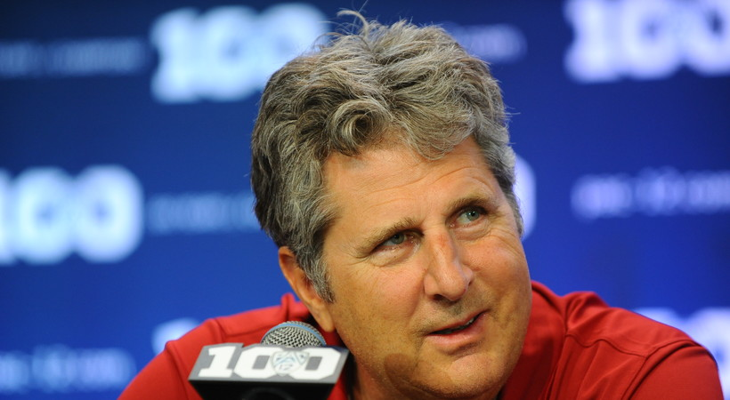 2015 Pac-12 Football Media Days: Mike Leach wants you to know about WSU's football facilities