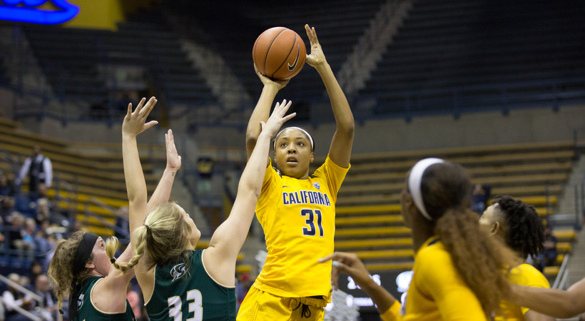 Pac 12 Feature Cal Women S Basketball On A Different