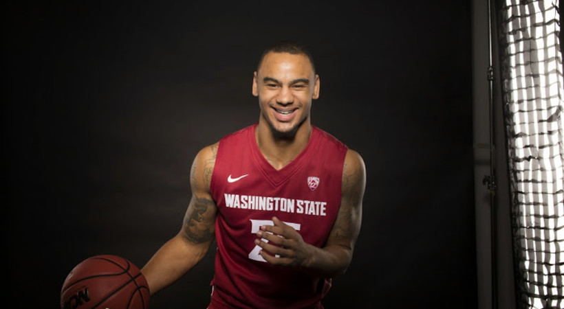 Washington State's DaVonté Lacy: 'Shaq ain't got nothin' on me'