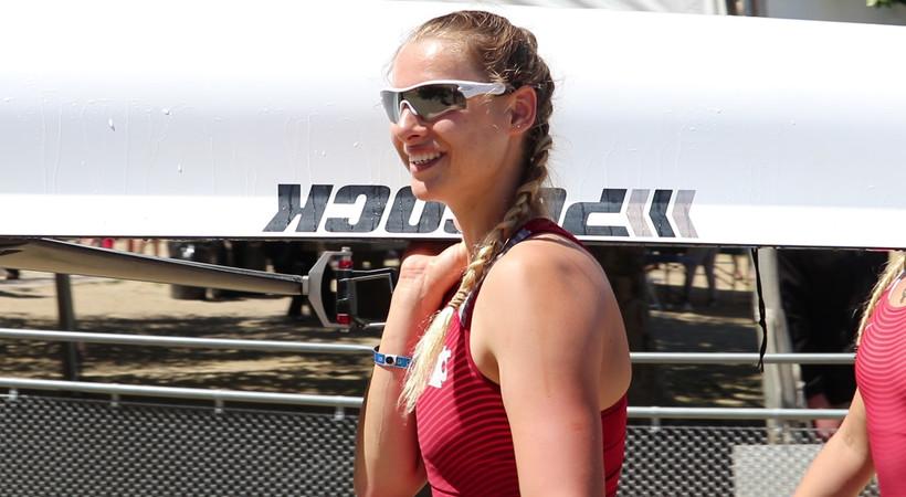 Washington State's Mihaela-Teodora Berindei named Pac-12 Women's Rowing Scholar-Athlete of the Year