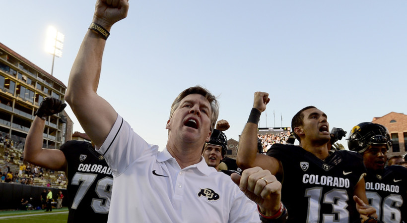 2016 Pac-12 Football Championship Game: Colorado's season 'brings magic back'