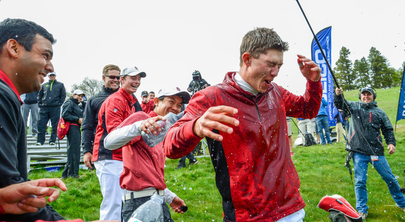 Photos: 2015 Pac-12 Men's Golf Championships final round