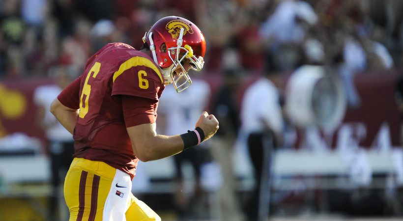 USC chosen to win Pac-12 in preseason media poll
