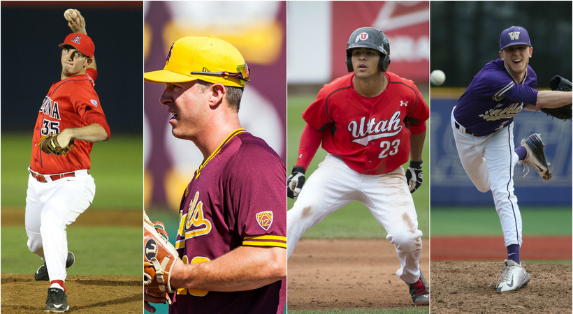 8315cc8b1c0 Four Pac-12 Teams To Compete In NCAA Baseball Championship