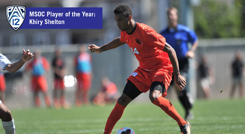 Pac-12 announces men's soccer all-conference honors | Pac-12