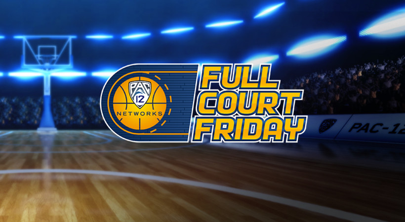 Pac-12 Networks offers free online access to 'Full Court Friday' November 14