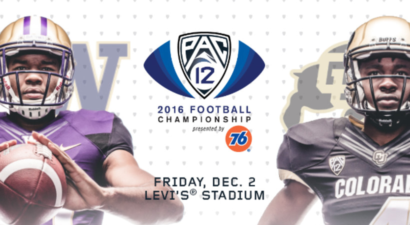 Washington hopes to ride Pac-12 title to playoff berth