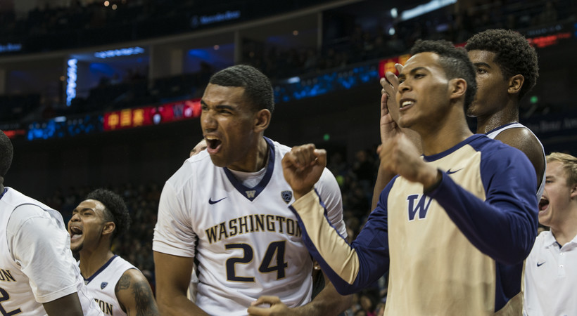 Washington men's basketball wraps up epic week in China with win over Texas