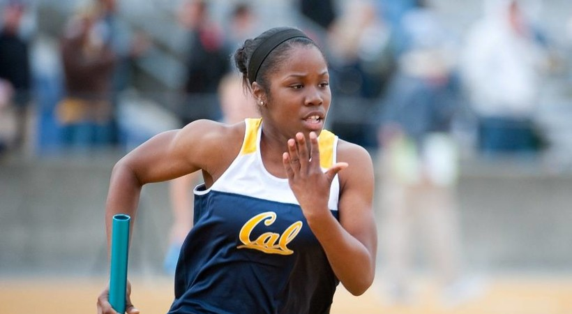 The California Golden Bears track & field team concluded their busy weekend on Saturday that saw them compete in three separate meets over two time zones.