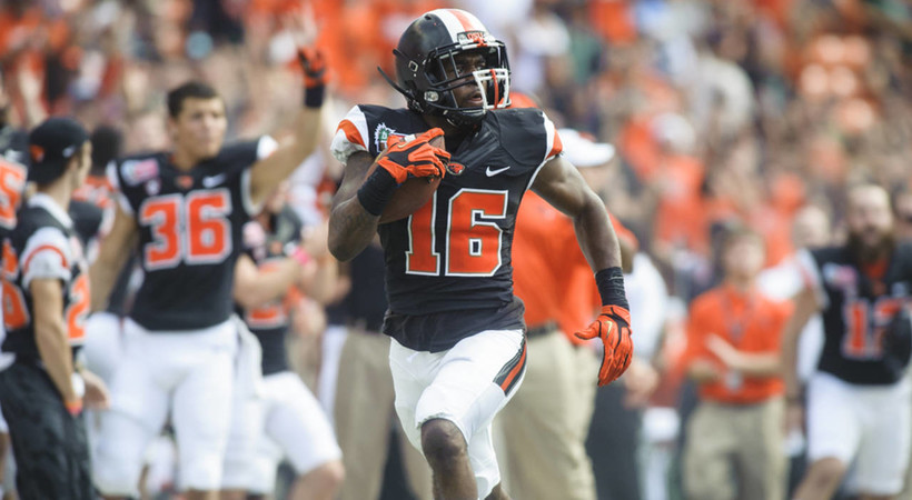 Oregon State victorious over Boise State in Hawai'i Bowl