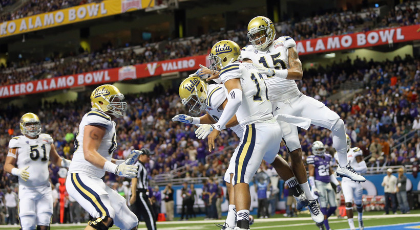 Highlights: UCLA tops Kansas State 40-35 in the Alamo Bowl
