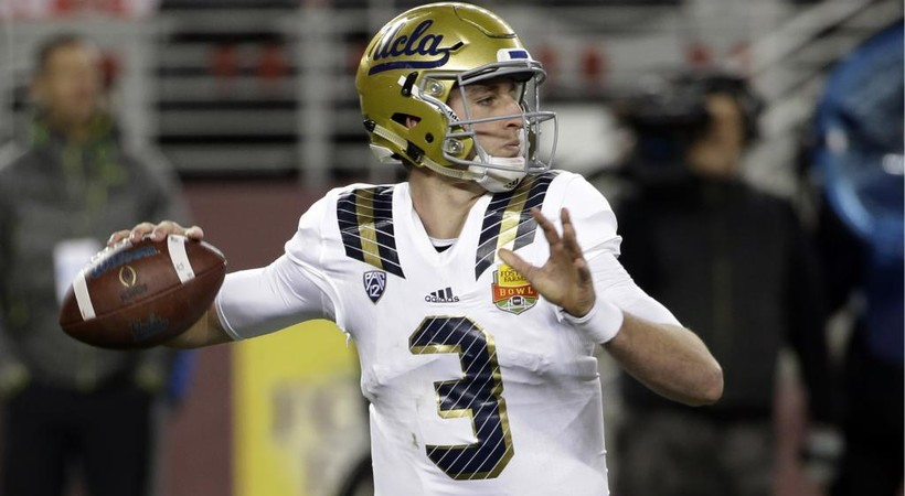 reputable site 97e9c ff102 Roundup: UCLA has the best football uniforms in the Pac-12 ...
