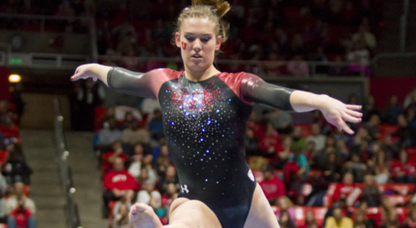 Ncaa Women S Gymnastics Regionals Four Pac 12 Teams To