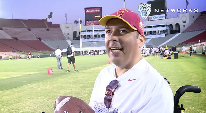 Preview: USC football gives meaning to lifelong Trojans fan