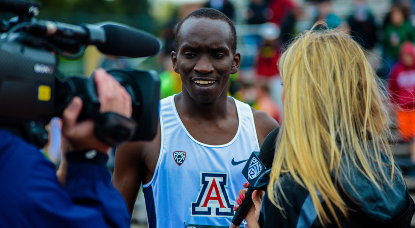 Four meet records go down at Pac-12 Track & Field Championships