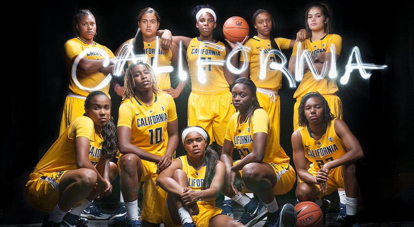 best service 71a66 84cb6 Cal Women's Basketball Launches ThisIsCalBasketball.com | Pac-12