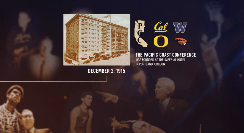 'Icons of the Centennial' explains the evolution of the Pac-12 Conference