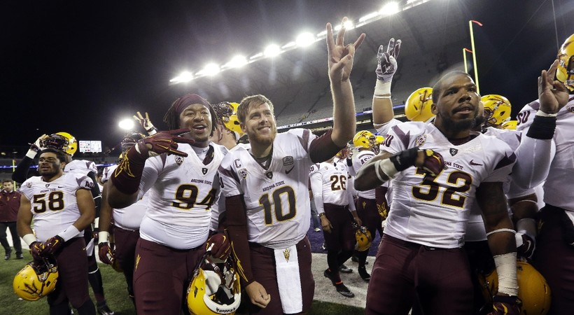 Arizona State football is Sun Bowl bound