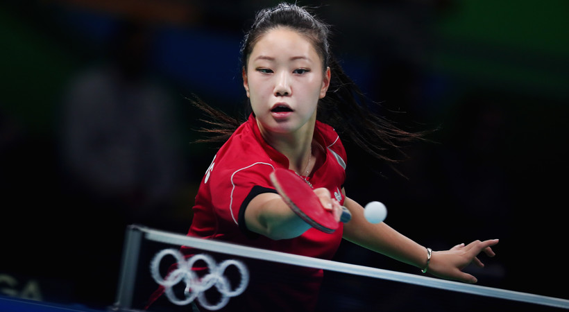 1 paddler Ma Long reaches final in Rio 2016
