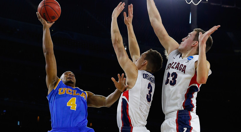 Highlights: UCLA men's basketball falls to Gonzaga in Sweet 16