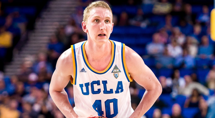 UCLA's Welsh named Pac-12 men's basketball player of the ...
