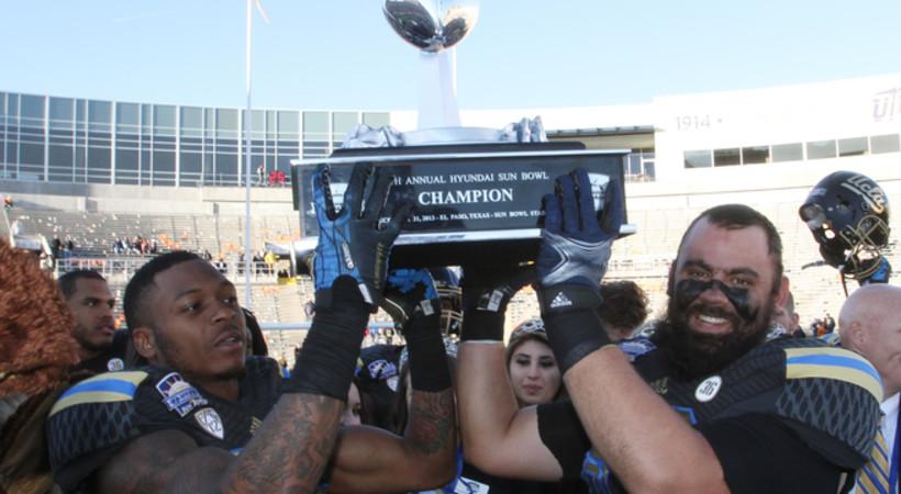 Highlights: UCLA football routs Virginia Tech 42-12 in Sun Bowl