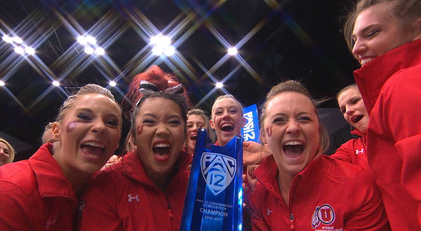 Recap: Utah women's gymnastics takes home 3rd Pac-12 Championship in 4 years