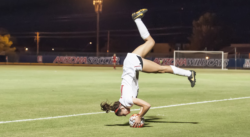 Ten Televised Matches for Pac-12 Women's Soccer in Week Four