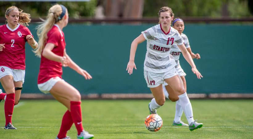 Five Pac 12 Womens Soccer Student Athletes Named All Americans