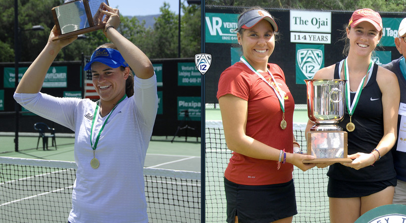 Pac-12 women's tennis champions crowned