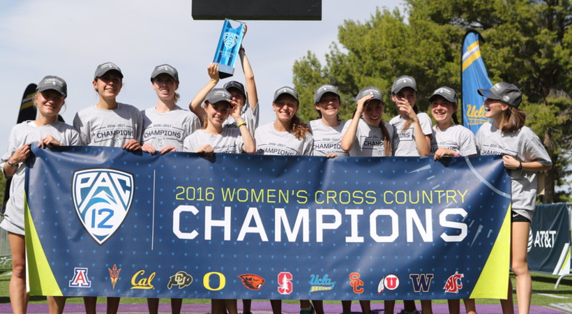 Recap: Colorado, UW's Amy-Eloise Neale capture 2016 Pac-12 Women's Cross Country titles