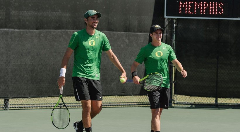 Baylor Men's Tennis Advances Back To NCAA Round of 16