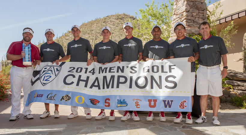 Photos: 2014 Pac-12 Men's Golf Championships day 3