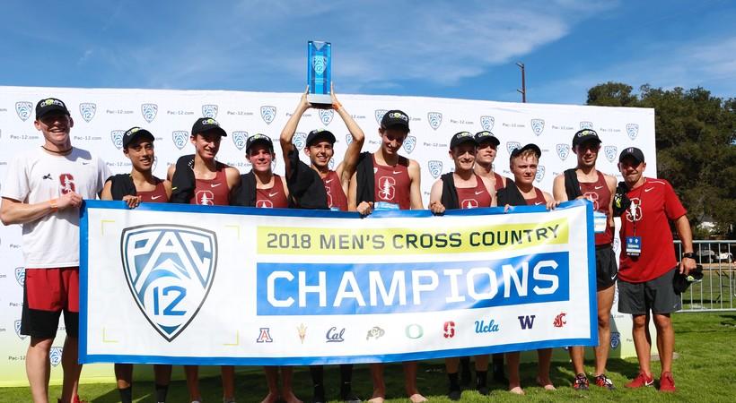 Stanford men defend, Oregon women take 2018 Pac-12 Cross Country Championships