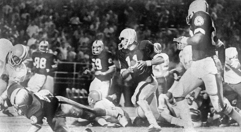 #CFB150: Arizona State vs. New Mexico - October 23, 1971
