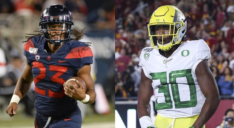 Arizona-Oregon football game preview