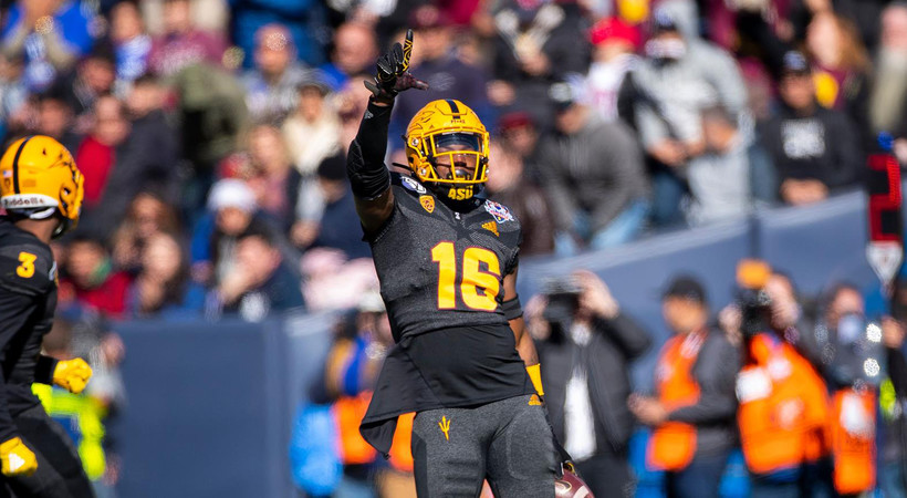 Highlights: Arizona State football takes Sun Bowl win over Florida State behind six turnovers